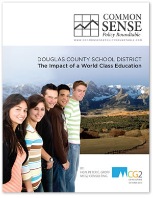 Douglas County School District: The Impact of a World Class Education