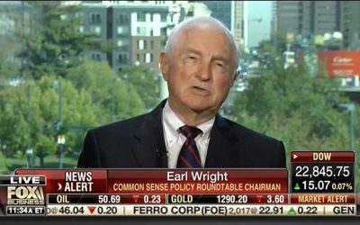 Earl L. Wright on Fox Business