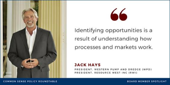 Jack Hays Spotlight
