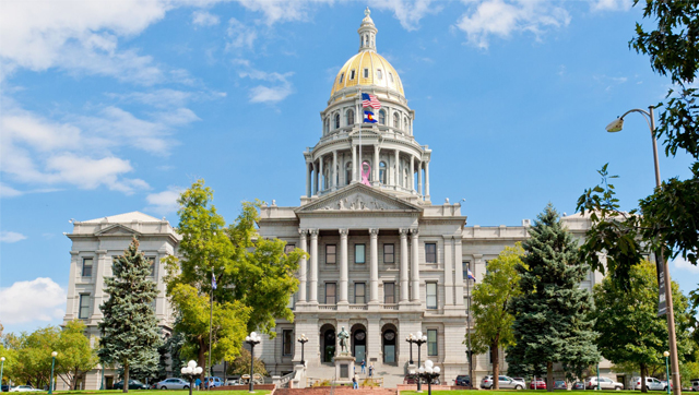 Colorado Budget: Then & Now
