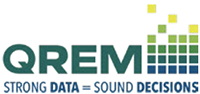 QREM: Strong Data = Sound Decisions
