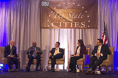 The Denver Business Journal's The State of the Cities: Mayors Forum