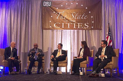 Denver Business Journal Mayor's Forum
