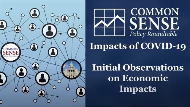 Economic Impacts of COVID-19 on Colorado's Economy