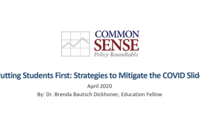 Putting Students First: Strategies to Mitigate the COVID Slide