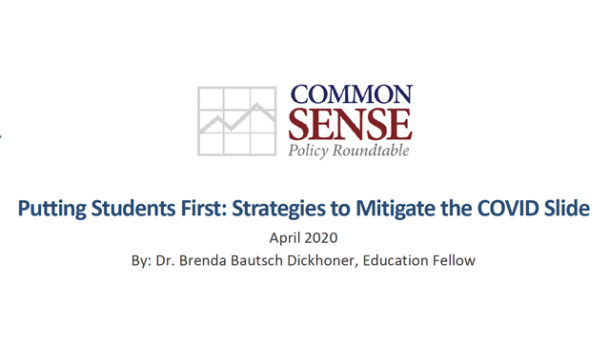 Putting Students First: Strategies to ¬Mitigate the COVID Slide