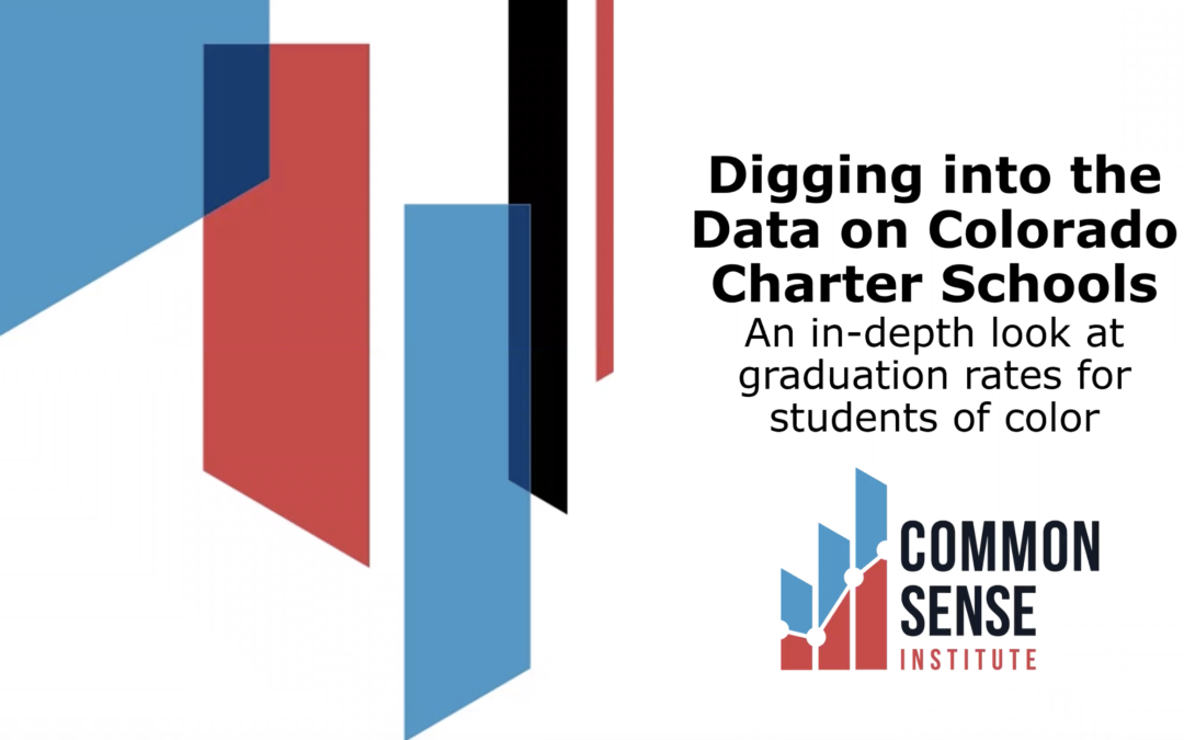 Digging Into the Data on Charter Schools