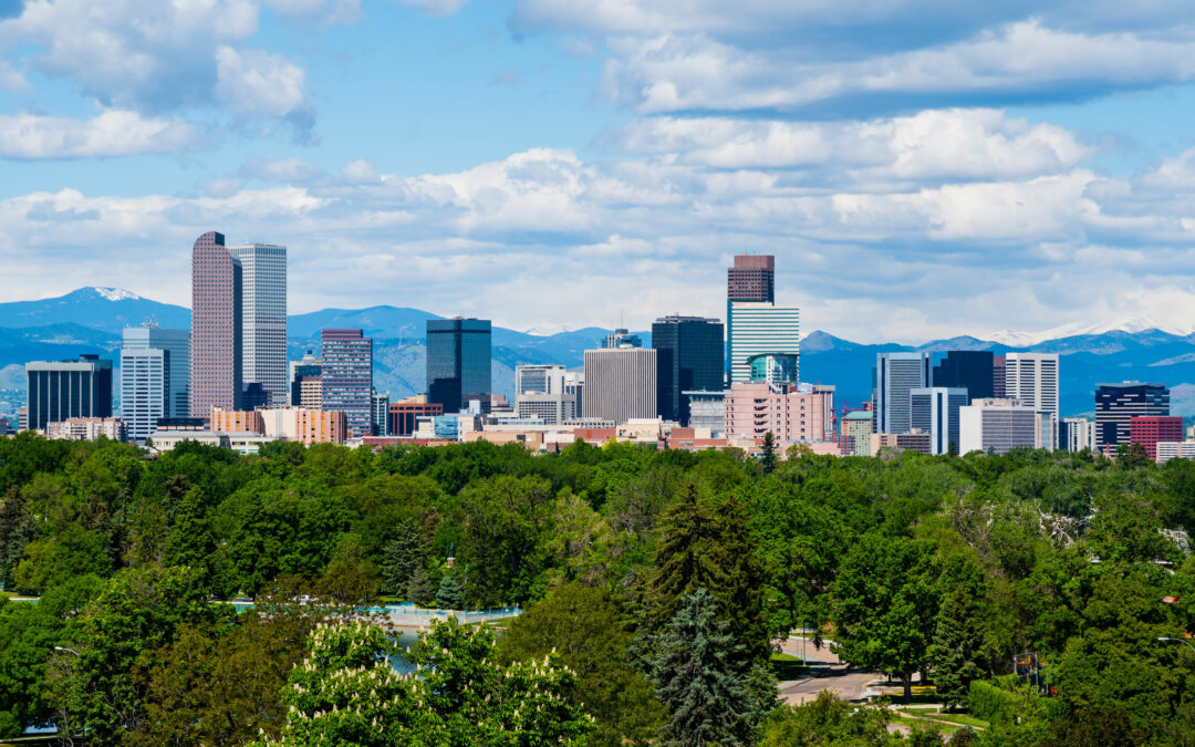 Greenhouse Gas Emissions Reductions for Colorado Buildings featuring Kathie Barstnar and Dave Davia