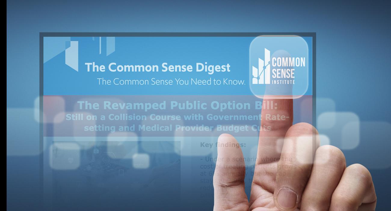 The Common Sense Digest