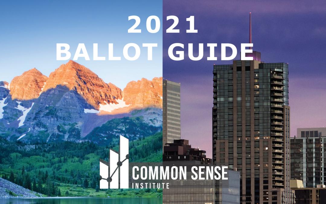 2021 Ballot Guide